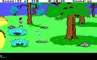 King's Quest 3 Screenshot Wallpaper 54