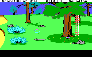 King's Quest 3 Screenshot Wallpaper 56