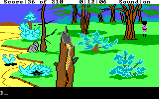 King's Quest 3 Screenshot Wallpaper 59