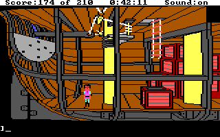 King's Quest 3 Screenshot Wallpaper 69