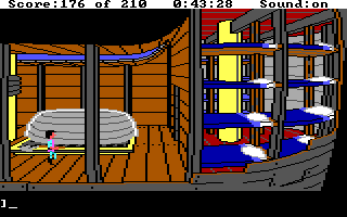 King's Quest 3 Screenshot Wallpaper 72
