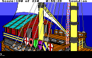 King's Quest 3 Screenshot Wallpaper 74