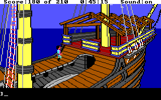 King's Quest 3 Screenshot Wallpaper 77