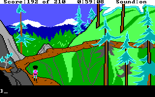 King's Quest 3 Screenshot Wallpaper 83
