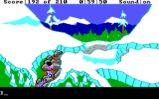 King's Quest 3 Screenshot Wallpaper 85