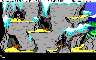 King's Quest 3 Screenshot Wallpaper 89