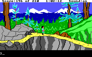 King's Quest 3 Screenshot Wallpaper 90