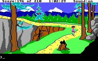 King's Quest 3 Screenshot Wallpaper 91