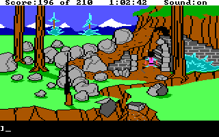 King's Quest 3 Screenshot Wallpaper 92