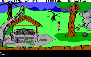 King's Quest 3 Screenshot Wallpaper 93