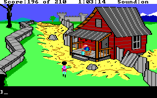 King's Quest 3 Screenshot Wallpaper 94