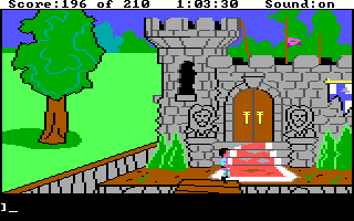King's Quest 3 Screenshot Wallpaper 95