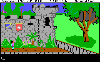 King's Quest 3 Screenshot Wallpaper 96