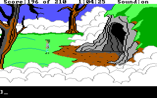 King's Quest 3 Screenshot Wallpaper 100