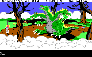 King's Quest 3 Screenshot Wallpaper 101