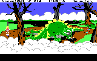 King's Quest 3 Screenshot Wallpaper 104