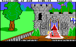 King's Quest 3 Screenshot Wallpaper 106