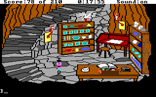 King's Quest 3 Screenshot Wallpaper 112