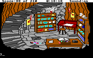 King's Quest 3 Screenshot Wallpaper 113