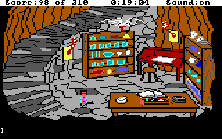 King's Quest 3 Screenshot Wallpaper 114