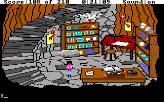 King's Quest 3 Screenshot Wallpaper 115