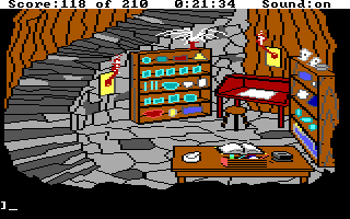 King's Quest 3 Screenshot Wallpaper 116