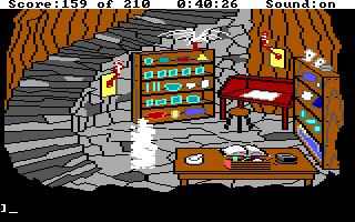 King's Quest 3 Screenshot Wallpaper 117