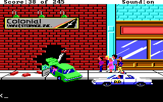 Police Quest 1 Screenshot Wallpaper 46