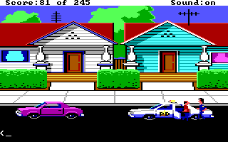 Police Quest 1 Screenshot Wallpaper 54