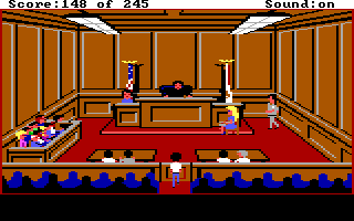 Police Quest 1 Screenshot Wallpaper 87