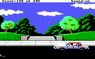 Police Quest 1 Screenshot Wallpaper 88