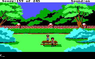 Police Quest 1 Screenshot Wallpaper 89