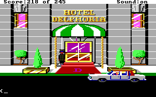Police Quest 1 Screenshot Wallpaper 95