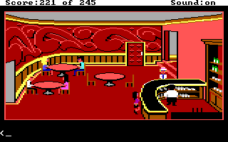 Police Quest 1 Screenshot Wallpaper 97