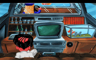 Leisure Suit Larry 5 Screenshot Wallpaper 32