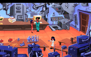 Leisure Suit Larry 5 Screenshot Wallpaper 57