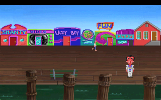 Leisure Suit Larry 5 Screenshot Wallpaper 109