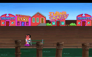 Leisure Suit Larry 5 Screenshot Wallpaper 112