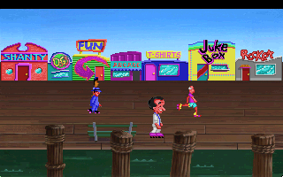 Leisure Suit Larry 5 Screenshot Wallpaper 114