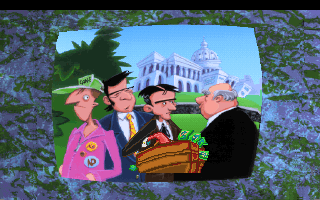 Leisure Suit Larry 5 Screenshot Wallpaper 150