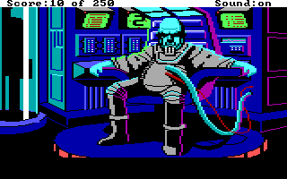 Space Quest 2 Screenshot Wallpaper 20