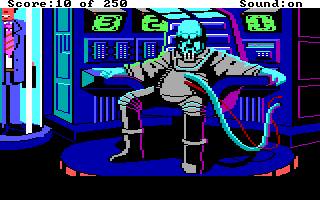 Space Quest 2 Screenshot Wallpaper 21