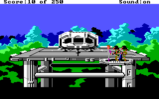 Space Quest 2 Screenshot Wallpaper 23