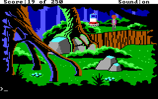 Space Quest 2 Screenshot Wallpaper 28