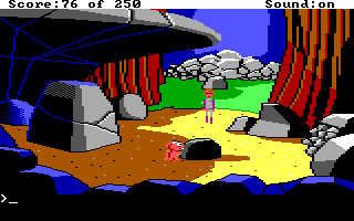 Space Quest 2 Screenshot Wallpaper 46