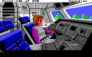 Space Quest 2 Screenshot Wallpaper 58