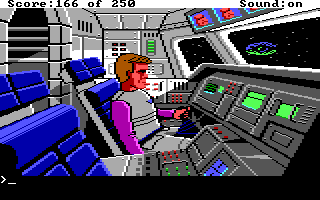 Space Quest 2 Screenshot Wallpaper 60
