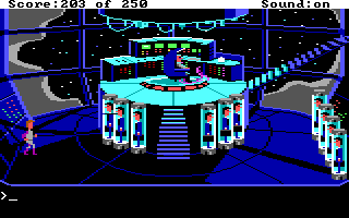 Space Quest 2 Screenshot Wallpaper 83