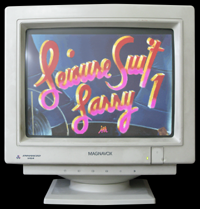 Click to view screenshot wallpapers of Leisure Suit Larry 1 VGA