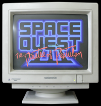 Click to view screenshot wallpapers of Space Quest 3